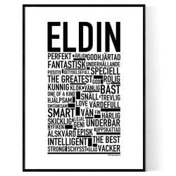 Eldin Poster