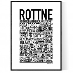Rottne Poster