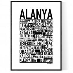 Alanya Poster