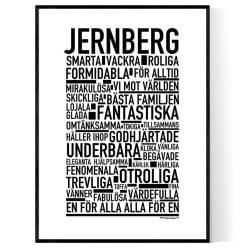 Jernberg Poster