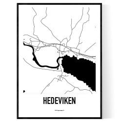 Hedeviken Karta