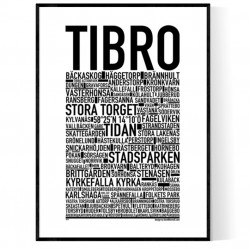 Tibro Poster