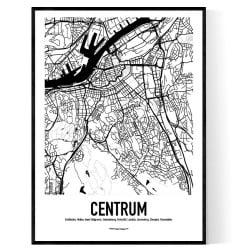 Göteborg Centrum Karta 2020