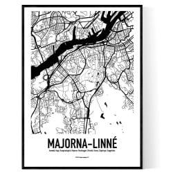 Majorna-Linné Karta 2020