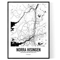 Norra Hisingen Karta 2020