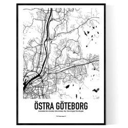 Östra Göteborg Karta 2020