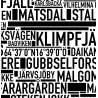 Vilhelmina Poster