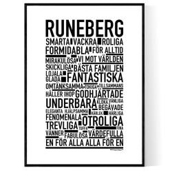 Runeberg Poster