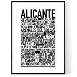 Alicante Poster