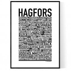 Hagfors Poster