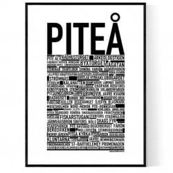 Piteå Poster