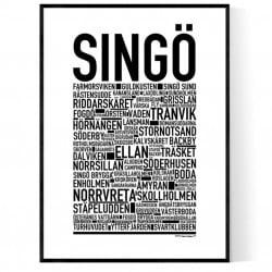 Singö Poster