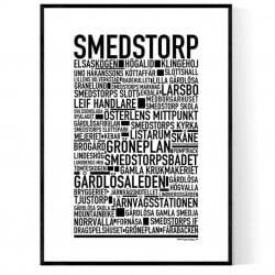 Smedstorp Poster