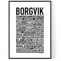 Borgvik Poster