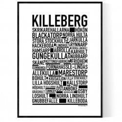 Killeberg Poster