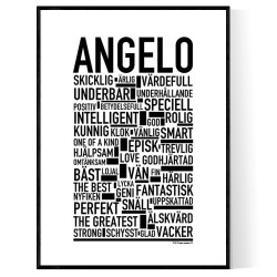 Angelo Poster