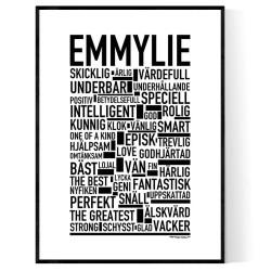 Emmylie Poster