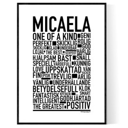 Micaela Poster