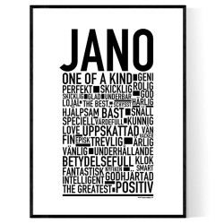 Jano Poster