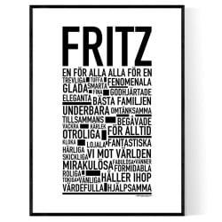 Fritz Poster