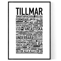 Tillmar Poster