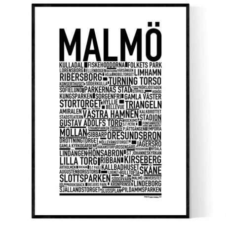 Malmö 2020 Poster