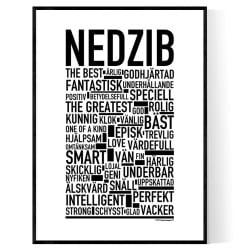 Nedzib Poster