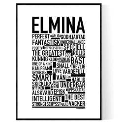 Elmina  Poster