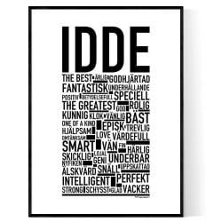 Idde Poster