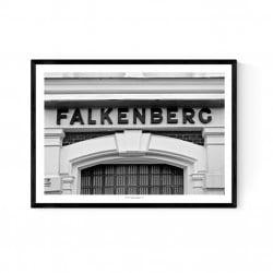 Falkenberg Station Poster