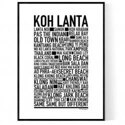 Koh Lanta Poster