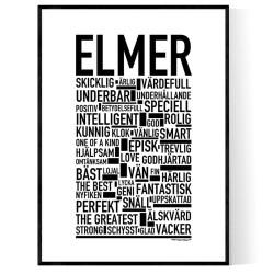 Elmer Poster