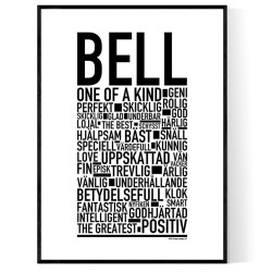 Bell Poster