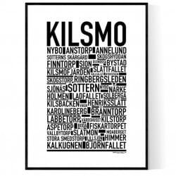 Kilsmo Poster