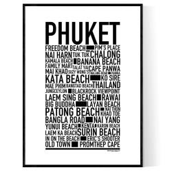 Phuket Poster