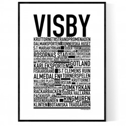 Visby Poster