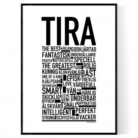 Tira Poster