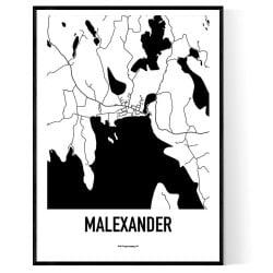 Malexander Karta