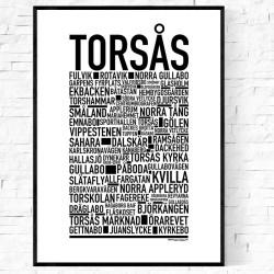Torsås Poster
