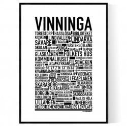 Vinninga Poster