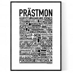 Prästmon Poster