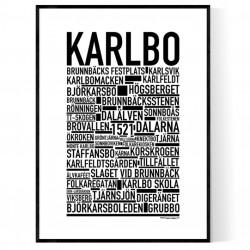 Karlbo Poster