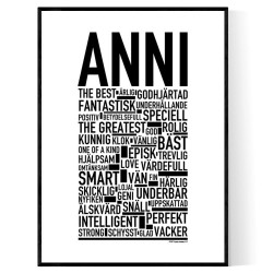 Anni Poster