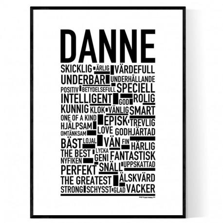 Danne Poster