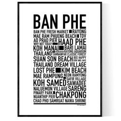Ban Phe Poster