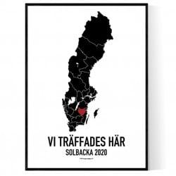 Träffades här Solberga Heart