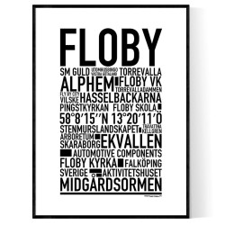 Floby Poster