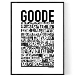 Goode Poster