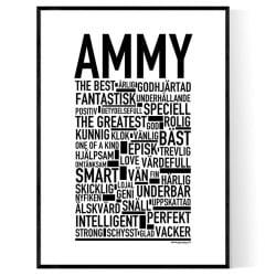 Ammy Poster