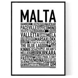 Malta Poster